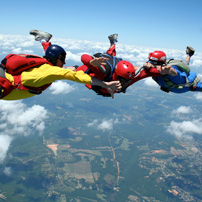 Accelerated Freefall Skydiving in Atlanta