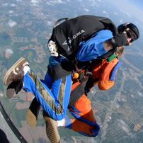 Tandem Skydiving in Atlanta