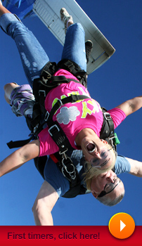 Your First Skydive in Atlanta