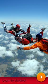 Skydive Training in Atlanta