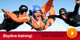 Atlanta Skydiving Training