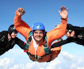 Accelerated Freefall Training in Atlanta