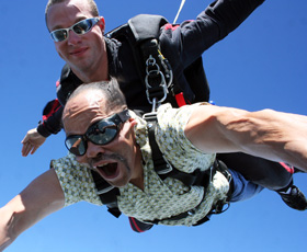 Atlanta Skydiving for your Bucket List!