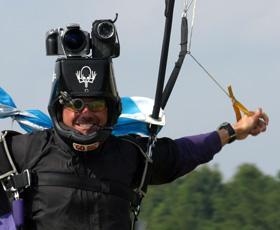 Atlanta Skydiving Videographer