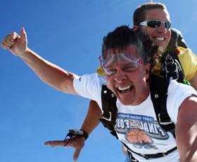 Atlanta Tandem Skydiving